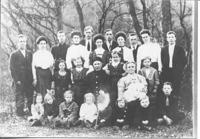 Snedden siblings, spouses and children
